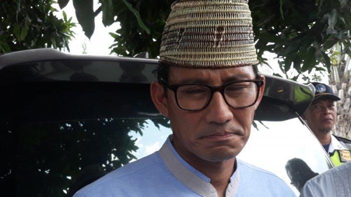 Sandiaga Uno Syok Mendengar Kabar OTT Romahurmuziy