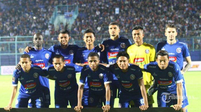 Peluang Arema FC Lolos ke Babak Perempat Final Piala Presiden 2019 Masih Terbuka