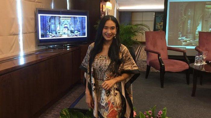 Ditunjuk Jadi Penasihat Seni Hotel Bintang Lima di Bali, Happy Salma Deg-degan