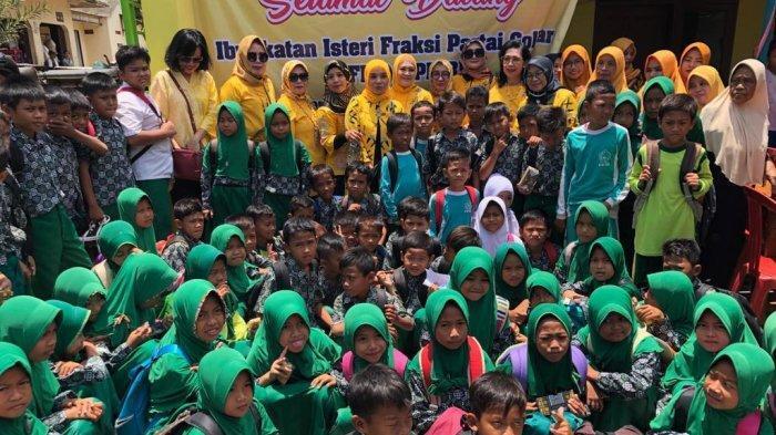 IIFPG Renovasi Madrasah Terdampak Tsunami Banten