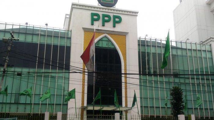 Kantor DPP PPP di Menteng Digembok Pasca Romaharmuziy Kena Tangkap Tangan KPK