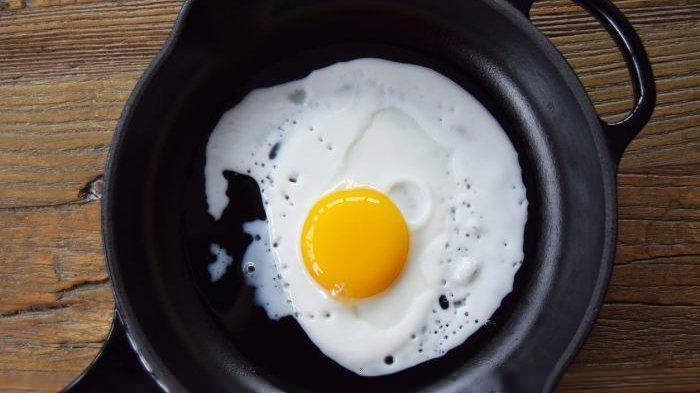 Makan Telur Setiap Hari, Amankah untuk Kesehatan?
