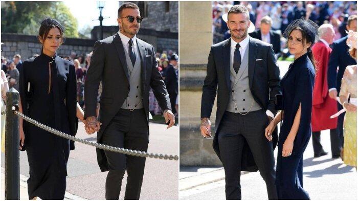 Kekayaan David Beckham dan Istrinya Diprediksi Melebihi Ratu Elizabeth, Ini Jumlahnya
