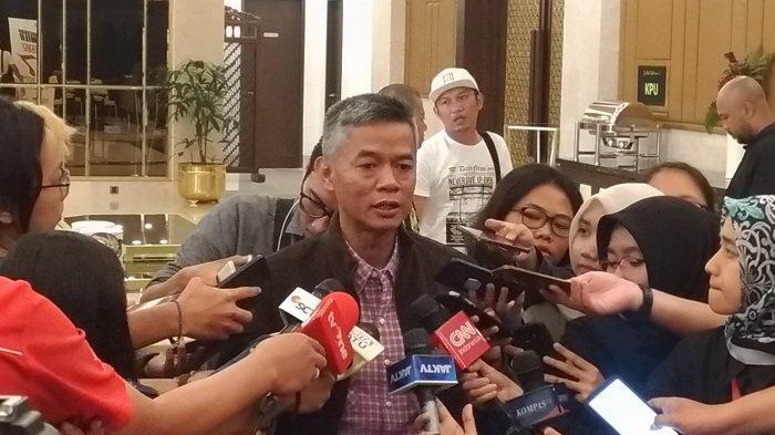 KPU Pertimbangkan Usulan BPN Prabowo-Sandi Soal Hal Ini