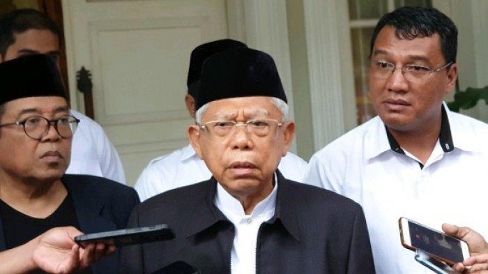 Ma'ruf Amin Minta Penangkapan Romahurmuziy Tidak Dikaitkan dengan Pilpres 2019