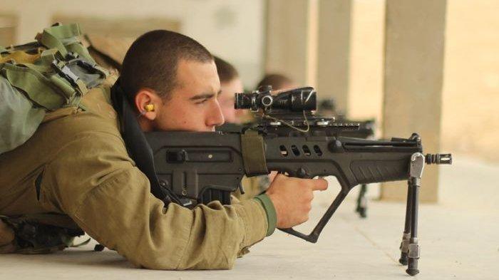 Senjata Serbu Tavor Buatan Israel Hanya Dipakai Pasukan Khusus di 30 Negara