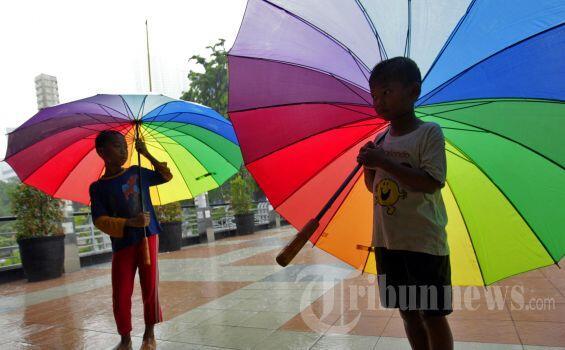 Prakiraan Cuaca: Jakarta, Depok, Bogor Hari Ini Akan Diguyur Hujan