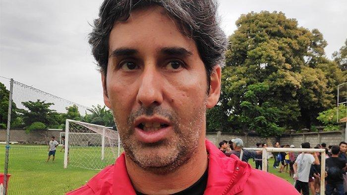 Stefano Cugurra: Kami Harus Fokus Agar Bisa Lebih Bagus ke Depan