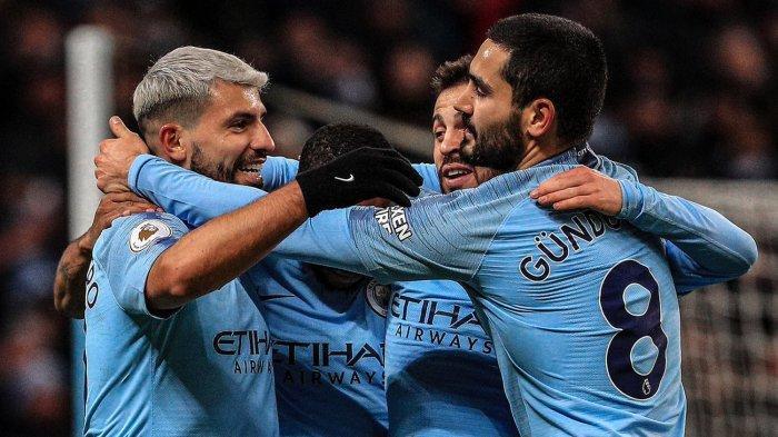 Hasil Drawing Liga Champions: Man City Selalu Kalah Jika Bertemu Sesama Klub Inggris
