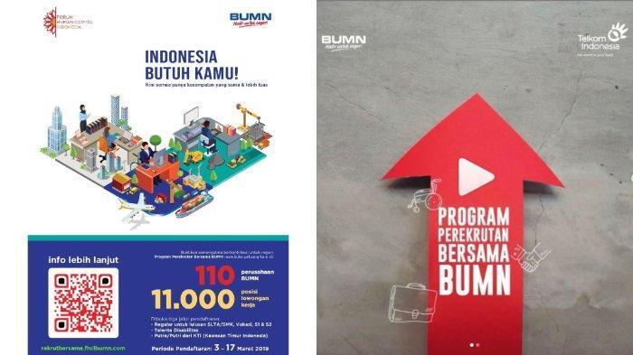 Rekrutmen Bersama BUMN 2019 - Cara Pendaftaran Lowongan Bank Mandiri, Tersisa 2 Hari!