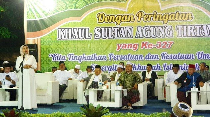Ratu Tatu Chasanah: KH Ma'ruf Amin Putra Terbaik Banten