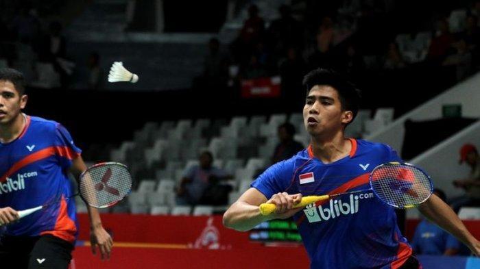 Sabar/Frengky Kalah, Tak Ada Wakil Indonesia Tersisa di China Masters 2019