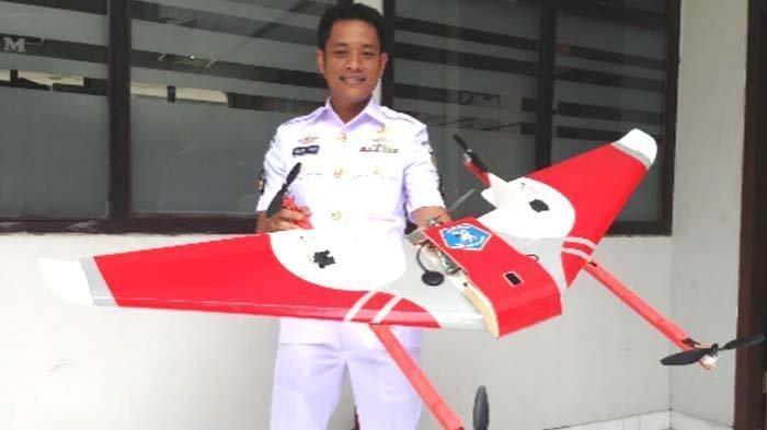 Mahasiswa STTAL Kembangkan Pesawat Pengintai, Landing Otomatis saat Baterai Habis