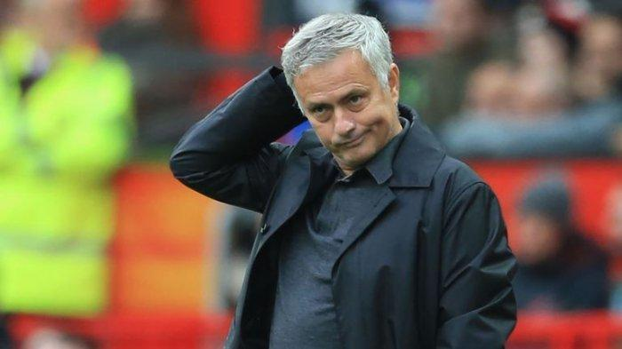 Jose Mourinho Tak Kecewa Batal Jadi Pelatih Real Madrid