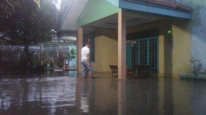 Tiga RT di Kelurahan Semanan Jakarta Barat Terendam Banjir