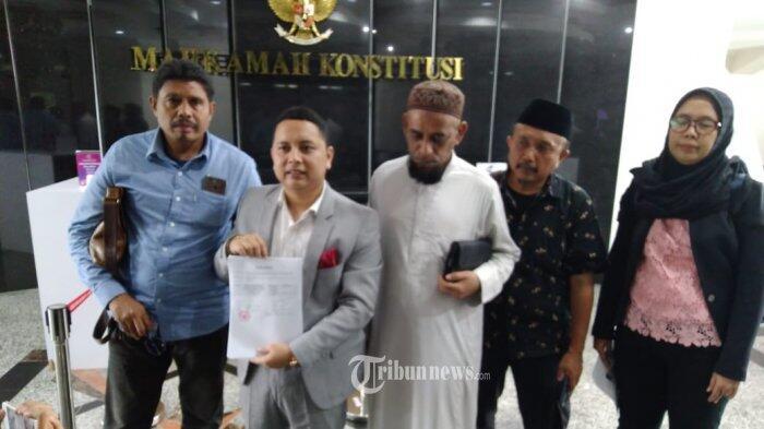 Pitra Kuasa hukum Lucky Andriani Ajukan Uji Materi UU Pemilu ke MK