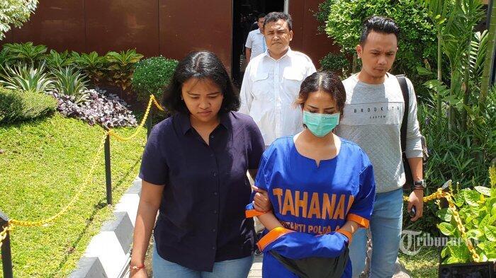 Vanessa Angel Sempat Minta Bantal Hingga Dikunjungi Dokter Selama Berada di Penjara
