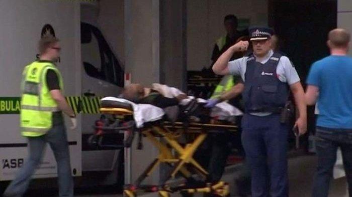 Penembakan di Selandia Baru: Seorang Pemuda Berusaha Rebut Senjata Pelaku