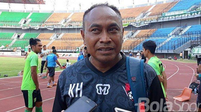 Sriwijaya FC Belum Tentukan Pelatih Kas Hartadi Santer Disebut-sebut