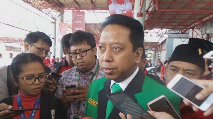 KPK Benarkan Penangkapan Ketua Umum PPP Romahurmuziy
