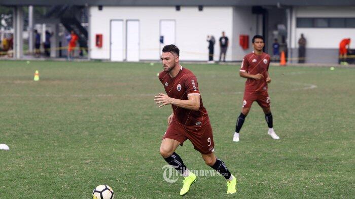 Marko Simic Kirim Pesan untuk Persija Jakarta Jelang Laga Lawan PSS Sleman