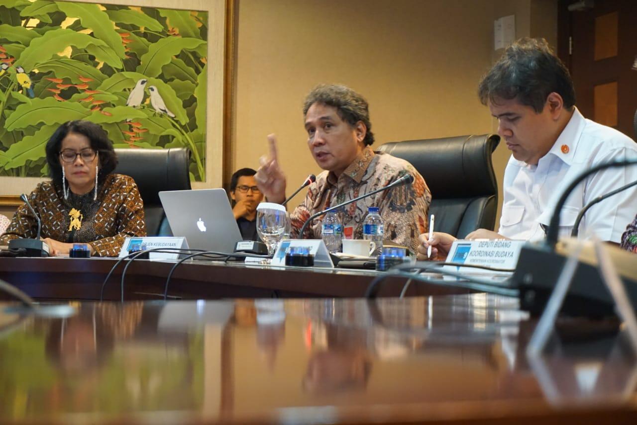 Pemerintah Anggarkan Rp5 T Untuk Dana Abadi Kebudayaan