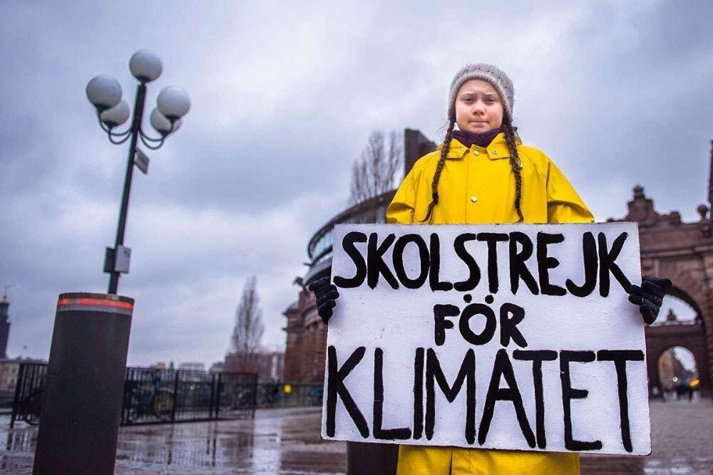 Hari Ini Murid Solah di 112 Negara Melakukan Aksi Perubahan Iklim