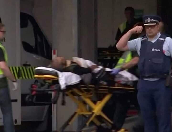 Pembantaian terhadap umat Muslim di Auckland ba'da sholat jumat siang ini