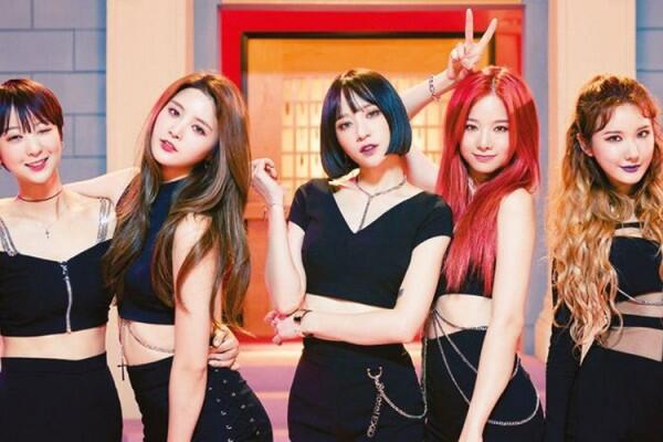 5 Girlgroup Ini Meraih Kemenangan Pertama Terlama di Acara Musik