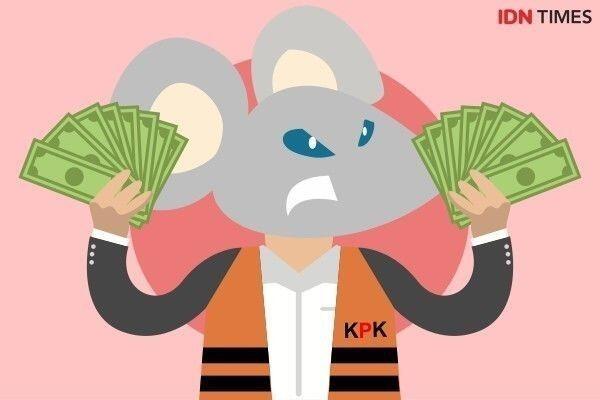 Selain Rommy, Ini 5 Nama Petinggi Partai Politik yang Terlibat Korupsi
