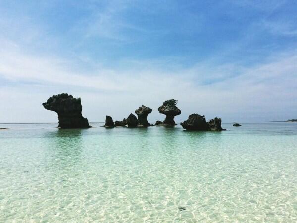Eksotis Banget, Ini 9 Potret Pantai Oesasole di Pulau Rote