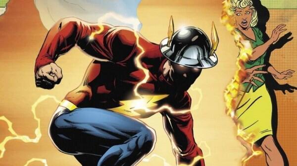 Gak Cuma The Flash, 7 Karakter DC Ini Juga Punya Kecepatan Tinggi