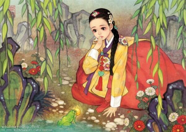 Seperti Apa Jadinya Jika Tokoh Disney Berasal dari Korea Selatan?