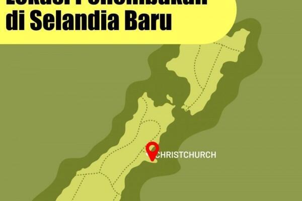 Kesaksian WNI di Christchurch: Korban Bergelimpangan, Darah Berceceran