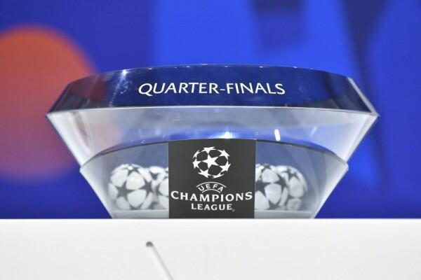 Inilah Hasil Undian Perempat Final dan Semifinal Liga Champions Eropa