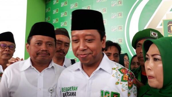 Rommy PPP Ditangkap KPK, BPN: Kapal Jokowi Oleng