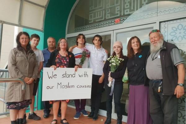 [BREAKING] Kehangatan Toleransi Usai Penembakan Masjid Selandia Baru