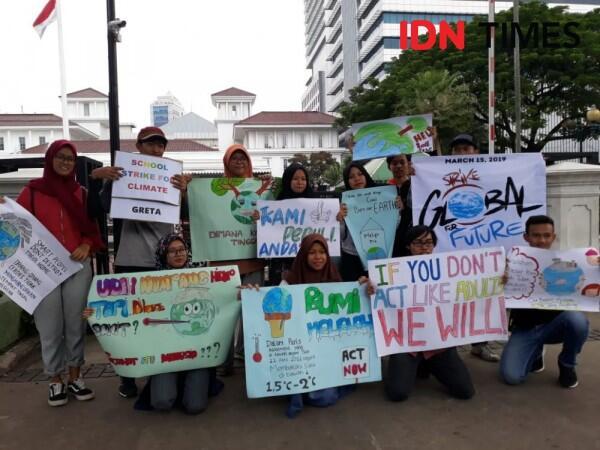Prakarsai #FridayForFuture Indonesia, Ini Harapan Para Pelajar