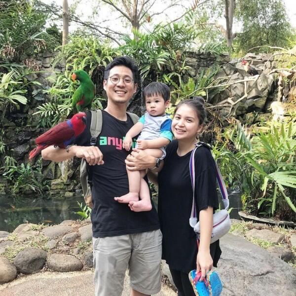 Melahirkan Anak Kedua, 10 Potret Perjalanan hamil Putri Titian