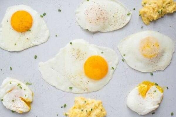 Anti Gosong & Keras, Ini 5 Pantangan Saat Memasak Telur Goreng