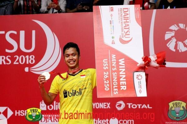 Pastikan Satu Tiket SF, 5 Wakil Indonesia di Babak QF Swiss Open 2019