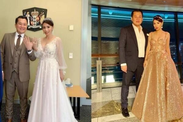 Menikah di Selandia Baru, 10 Momen Bahagia Femmy Permatasari & Suami