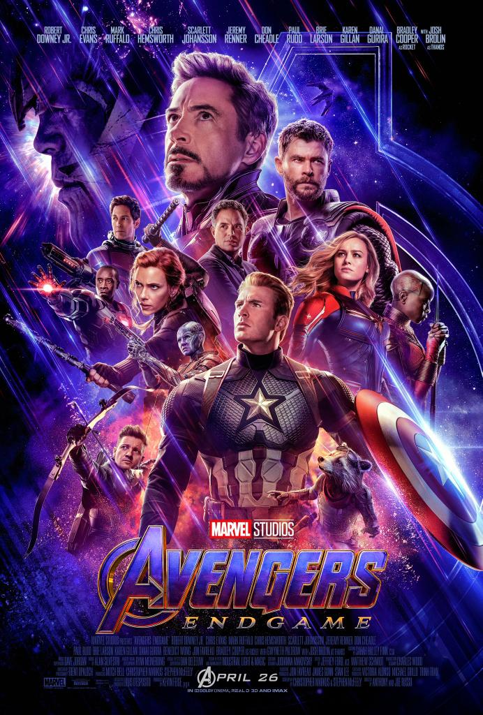 Ini dia trailer kedua Avengers: End Game, banyak hal menarik di dalamnya