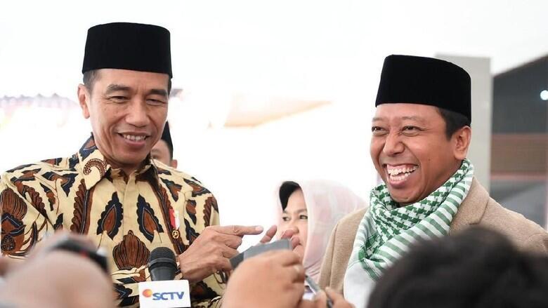Jokowi: Rommy Kawan, Tapi Kita Tetap Hormati Keputusan KPK