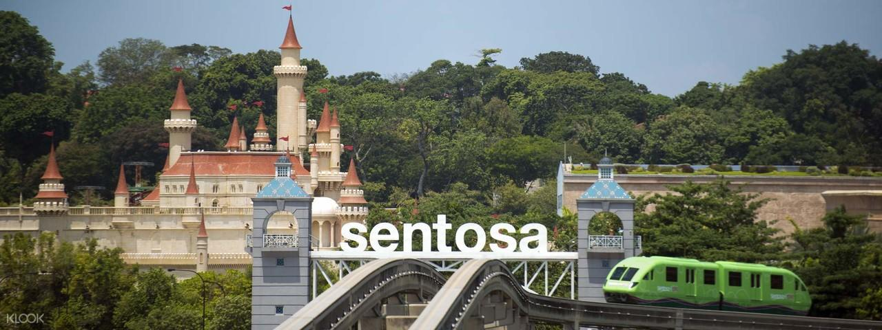 Saatnya Impian Jadi Nyata: Di Sentosa Island Singapura, Bisa Ngapain Aja Ya?