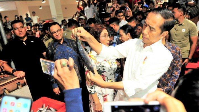 Terbongkar! Jokowi Sekamar Dengan Orang Ini Usai Ditunjuk Maju Pilgub DKI