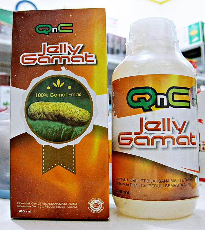Obat Benjolan Di Leher Jelly Gamat Ampuh