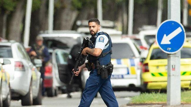 Beredarnya Vidio Tragedi Penembakan di Masjid Selandia Baru Bikin Gempar di Medsos?
