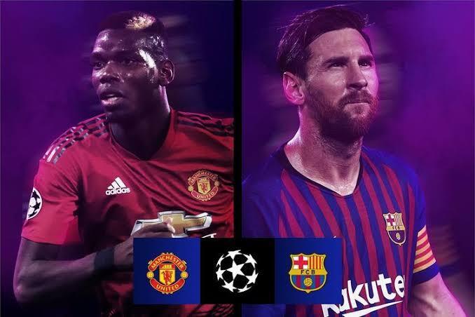 Big Match Tersaji Di Babak Perempat Final Liga Champion Eropa