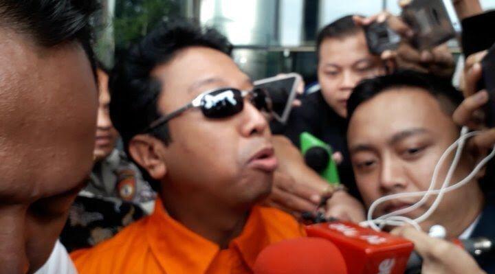 Rommy Ternyata Dicokok KPK Depan Posko TKD Jokowi-Maruf
